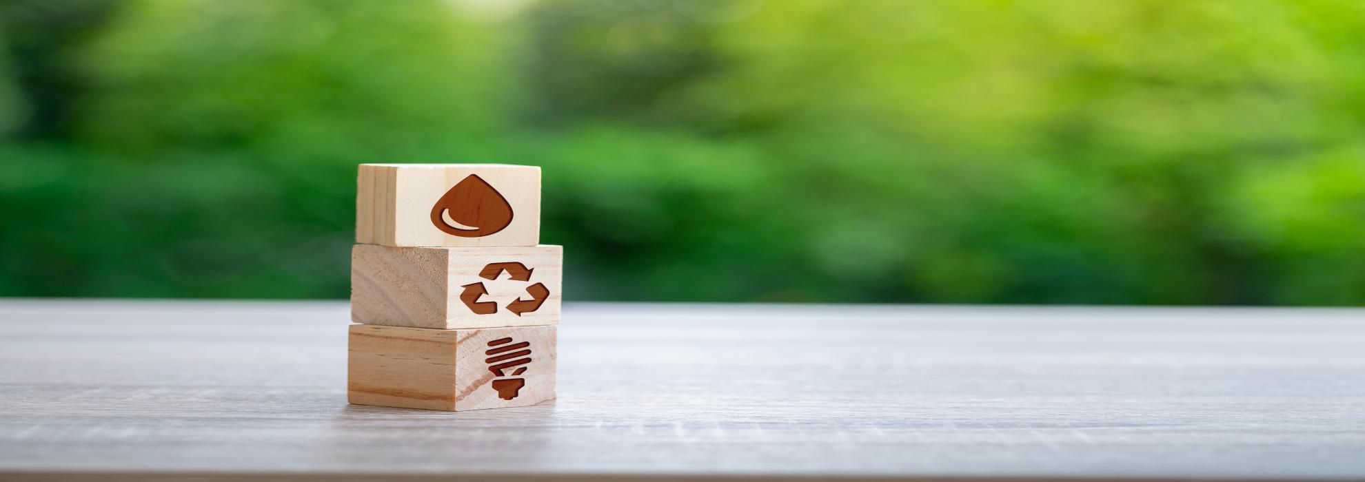 Sostenibilità, ecodesisgn, eventi sostenibili